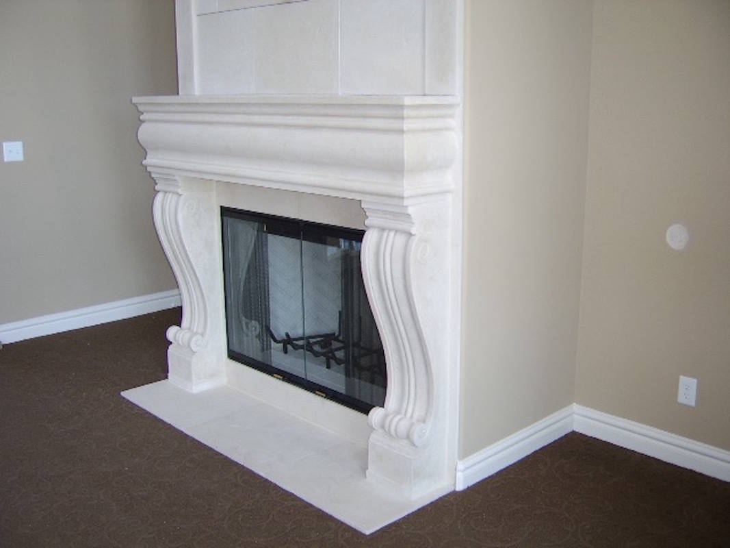 case built from study ottawa electric stone cement cemented mason fireplace scratch casestudy